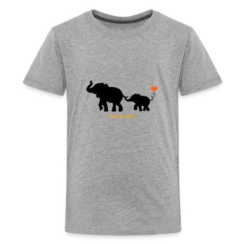 I Love You Tons! - Kids' Premium T-Shirt
