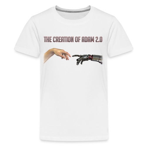 HL - Creation of Adam 2.0 - Kids' Premium T-Shirt