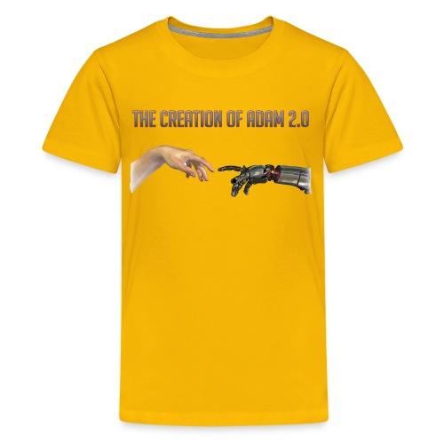 HL - Creation of Adam 2.0 - Kids' Premium T-Shirt