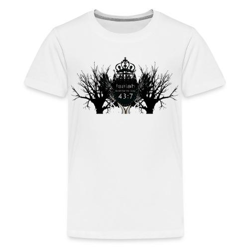 Made For His Glory - Kids' Premium T-Shirt