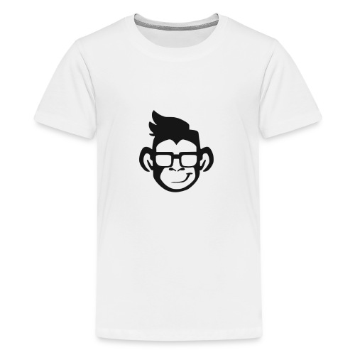 cool monkey - Kids' Premium T-Shirt