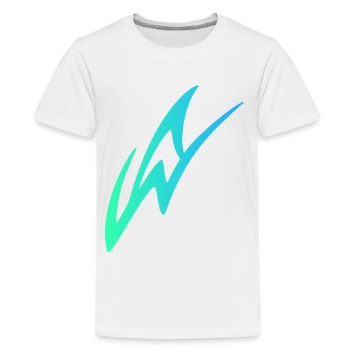 AW Studios Large Logo - Kids' Premium T-Shirt