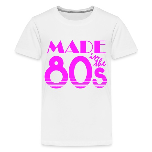 Made In The 80s - Kids' Premium T-Shirt