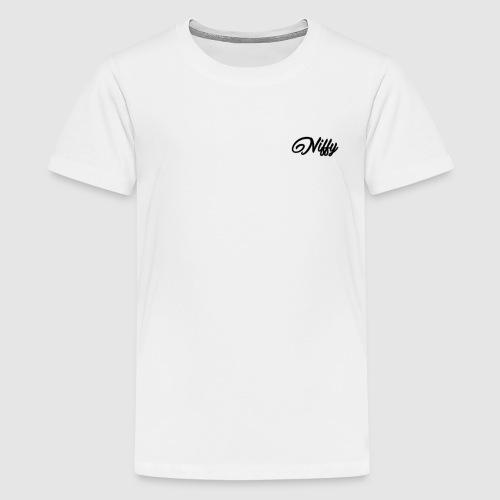 Niffy Aura Merch - Kids' Premium T-Shirt