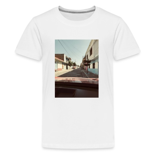 4C38F372 68BC 4691 83F4 F4D0686FDD20 - Kids' Premium T-Shirt
