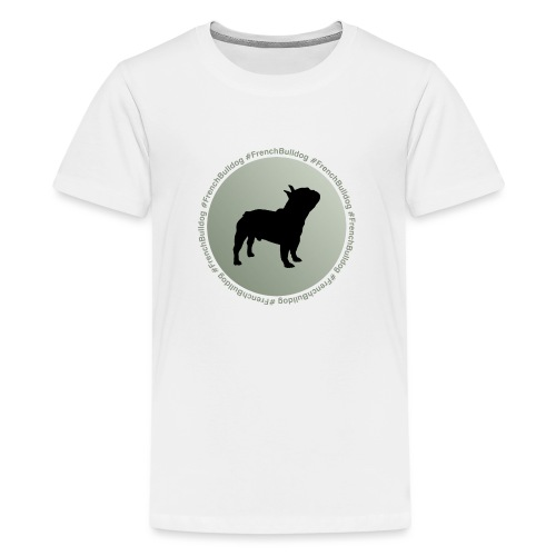 French Bulldog - Kids' Premium T-Shirt