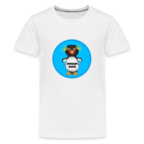 Penguin Posse Merch - Kids' Premium T-Shirt