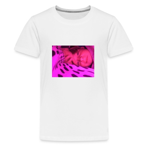 Purple under my bed - Kids' Premium T-Shirt
