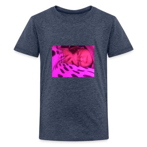 Purple under my bed - Kids' Premium T-Shirt