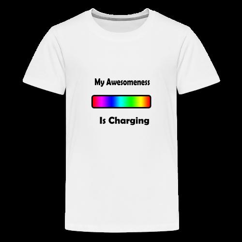 awesomeness - Kids' Premium T-Shirt
