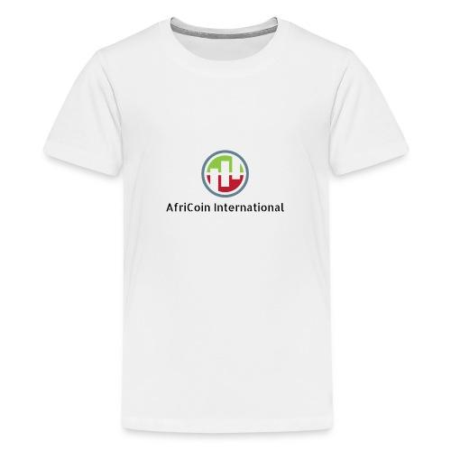 AfriCoin International - Kids' Premium T-Shirt