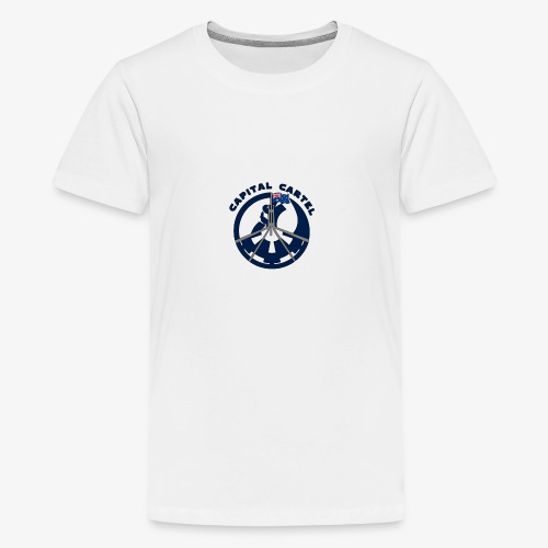 Cartel Blue - Kids' Premium T-Shirt