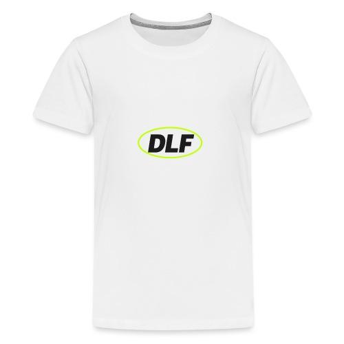 The Black Classic - Kids' Premium T-Shirt