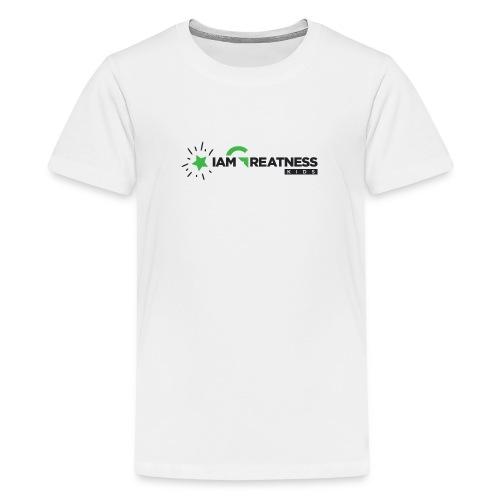 iAmGreatness Kids 02-01 - Kids' Premium T-Shirt