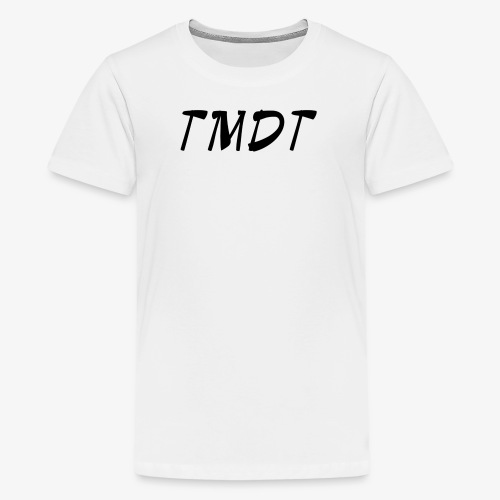 Official TMDT brand logo. - Kids' Premium T-Shirt