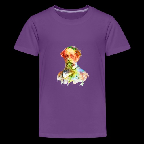 What the Dickens? | Classic Literature Lover - Kids' Premium T-Shirt