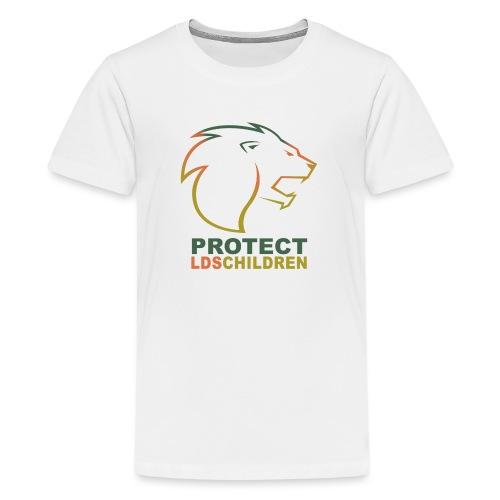 Protect LDS Children - Kids' Premium T-Shirt