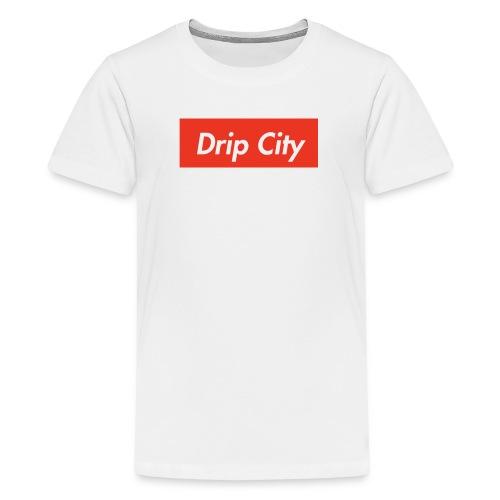 Drip City - Supreme tees - Kids' Premium T-Shirt