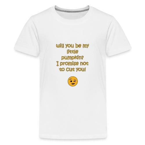 My little pumpkin - Kids' Premium T-Shirt
