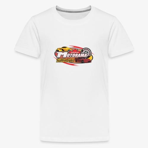 Motorama Logo - Kids' Premium T-Shirt