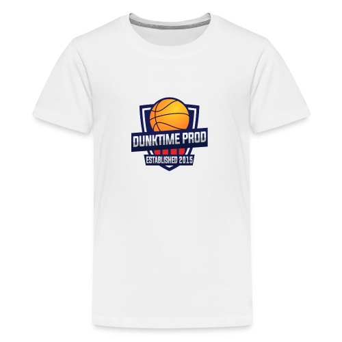 DUNKIME Producions Logo - Kids' Premium T-Shirt