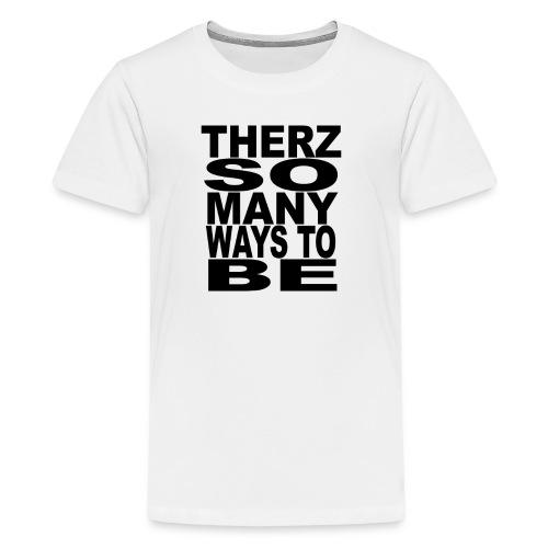 Therz Tshirt png - Kids' Premium T-Shirt