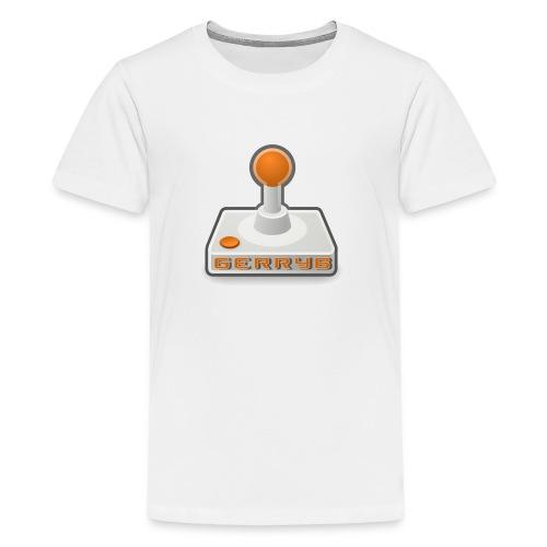 GerryB Logo - Kids' Premium T-Shirt