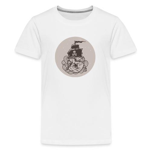 Skullship - Kids' Premium T-Shirt