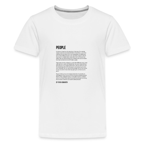 People - Kids' Premium T-Shirt