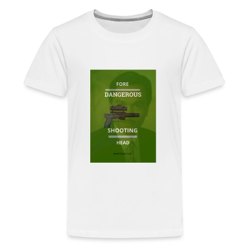 Myself Gun Kitchen Father Death's Graphic Novel - Kids' Premium T-Shirt