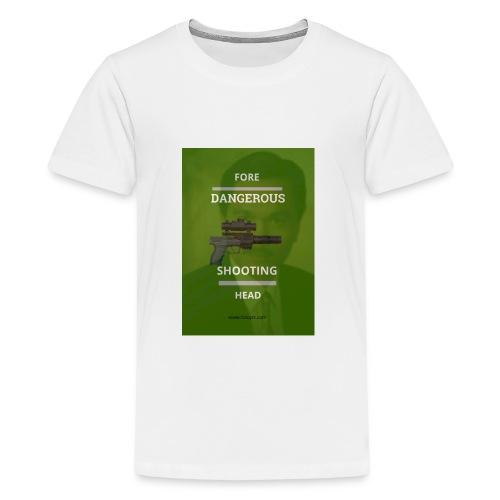 Myself Gun Kitchen Father Death's Graphic Novel - Kids' Premium T-Shirt