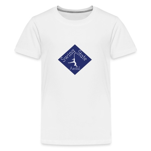 Large Swing State Logo - Kids' Premium T-Shirt