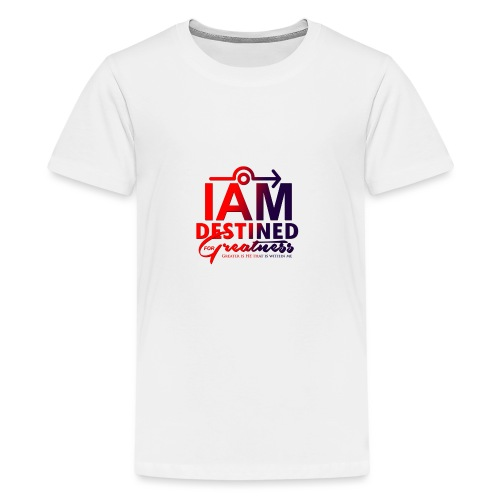 Destined For Greatness - Kids' Premium T-Shirt