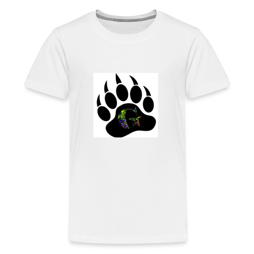Splatter logo - Kids' Premium T-Shirt
