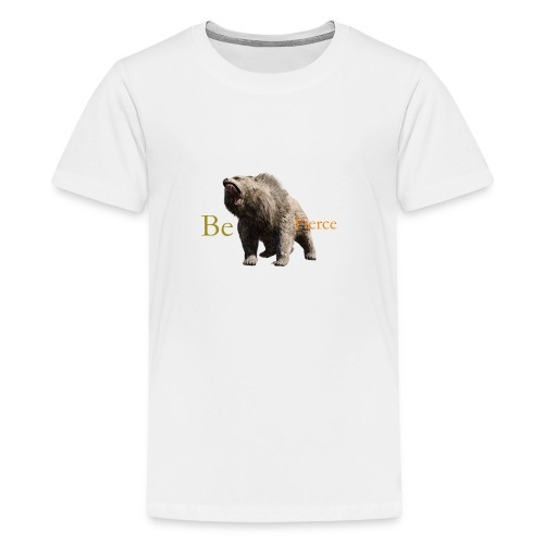 Fierce - Kids' Premium T-Shirt