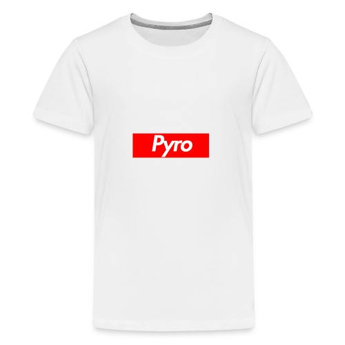 pyrologoformerch - Kids' Premium T-Shirt