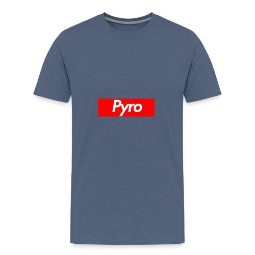 pyrologoformerch - Kids' Premium T-Shirt