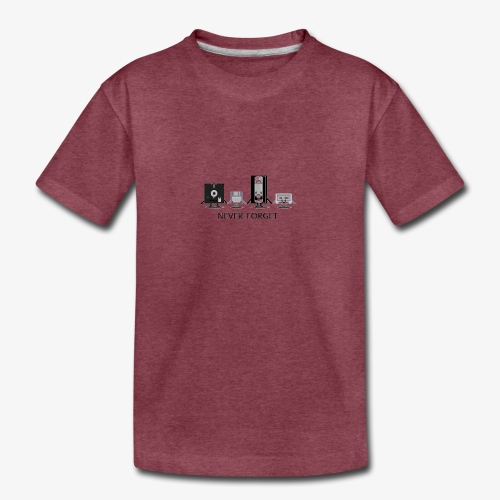 Never forget - Kids' Premium T-Shirt