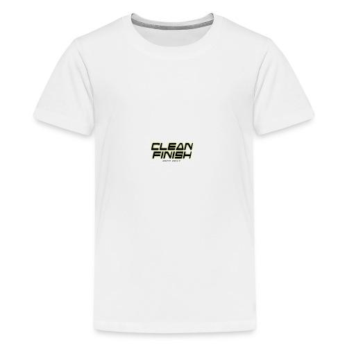 Clean Finish Est 2017 - Kids' Premium T-Shirt
