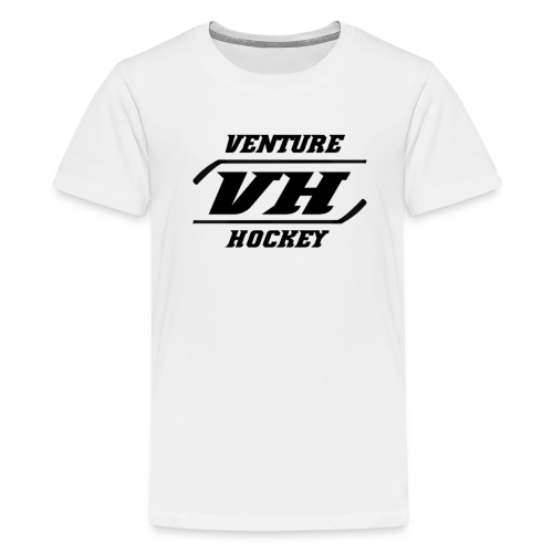 Original Venture Hockey Logo - Kids' Premium T-Shirt
