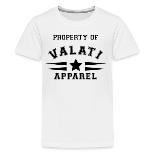 Property Of - Kids' Premium T-Shirt