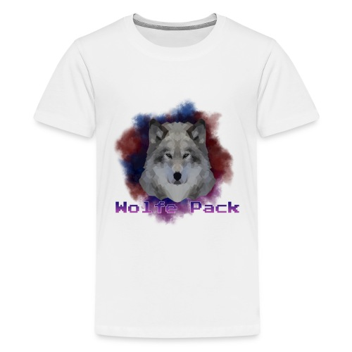 Wolfe Pack - Kids' Premium T-Shirt
