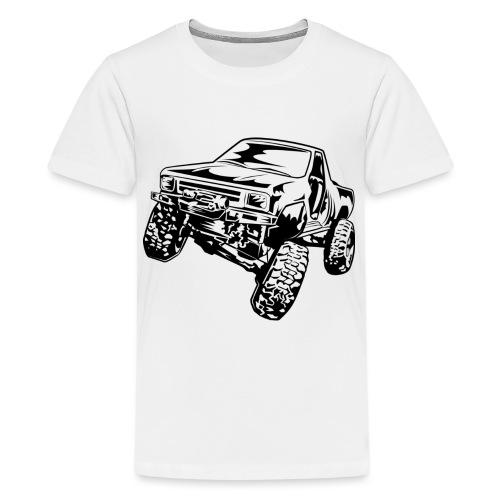 Truck Crawler - Kids' Premium T-Shirt