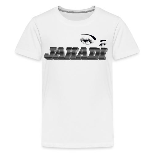 HadiLogo - Kids' Premium T-Shirt