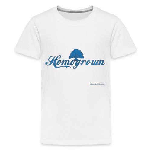 Homegrown Homeschool - Kids' Premium T-Shirt