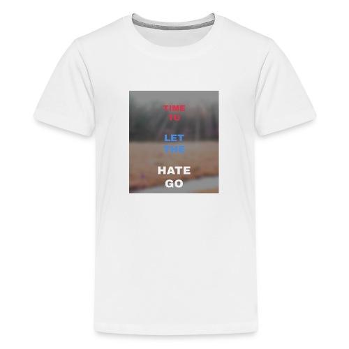 Time 2 let go - Kids' Premium T-Shirt
