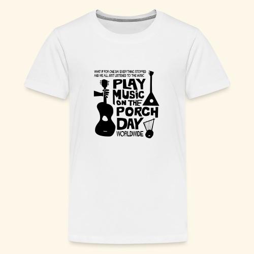 FINALPMOTPD_SHIRT1 - Kids' Premium T-Shirt