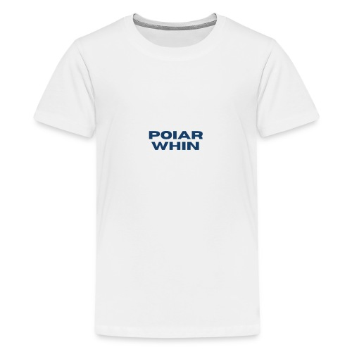 PoIarwhin Updated - Kids' Premium T-Shirt