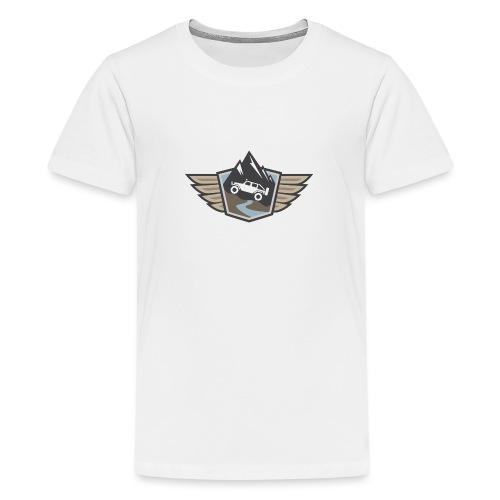 4x4 Offroad Adventure - Kids' Premium T-Shirt