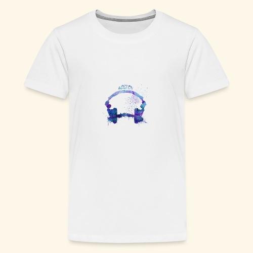 Boston skyline - Kids' Premium T-Shirt